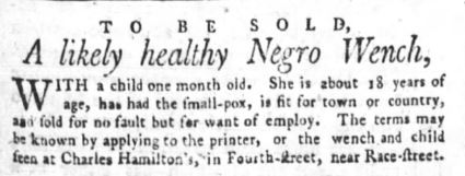 Age 18 Years Old. The Independent Gazetteer (Philadelphia) at 1 (Feb. 4, 1783)